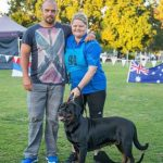 Qld Rottweiler Speciality Show with Branko Torma (Serbian) V2